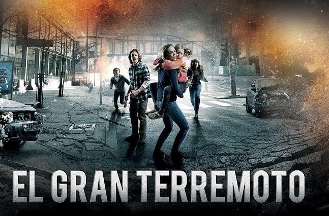 De esto trata la película Gran terremoto 9 grados