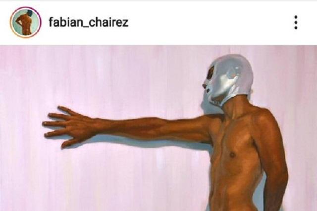 Foto de hombre desnudo con máscara de El Santo causa polémica