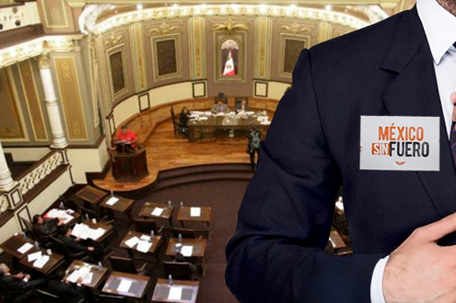 Morena busca quitar el fuero a diputados y gobernador poblano