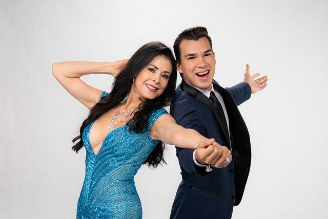Lourdes Munguía y Brandon primeros eliminados en Las estrellas bailan en Hoy