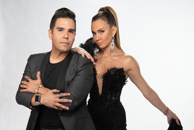 Emir Pabón y Michelle Vieth, eliminados de Las Estrellas bailan en Hoy