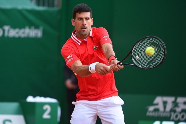 Novak Djokovic se despide de Montecarlo en Octavos de final