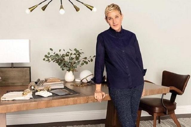 Ellen DeGeneres sufrió abuso sexual de su padrastro
