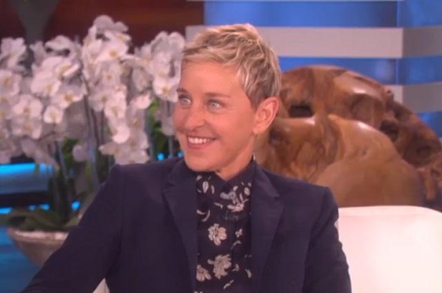 Ellen DeGeneres no habla con la prensa pero sí lo hará con fans