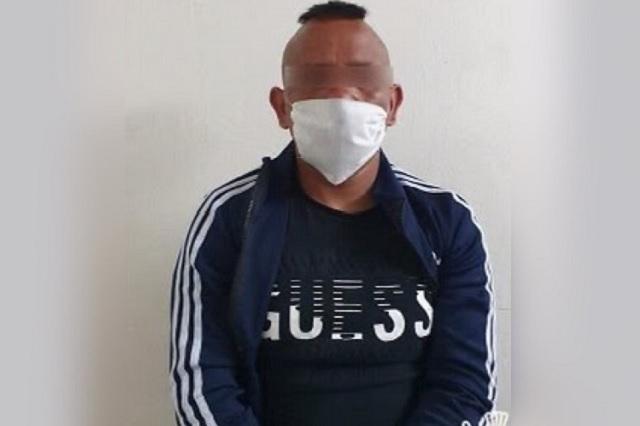 Va preso El Marce pero por violencia familiar y narcomenudeo