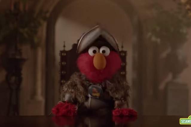 Elmo da contundente mensaje a los Lannister de Game of Thrones