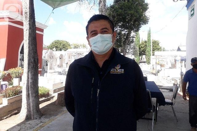 Van 110 muertes acumuladas por covid-19 en Atlixco