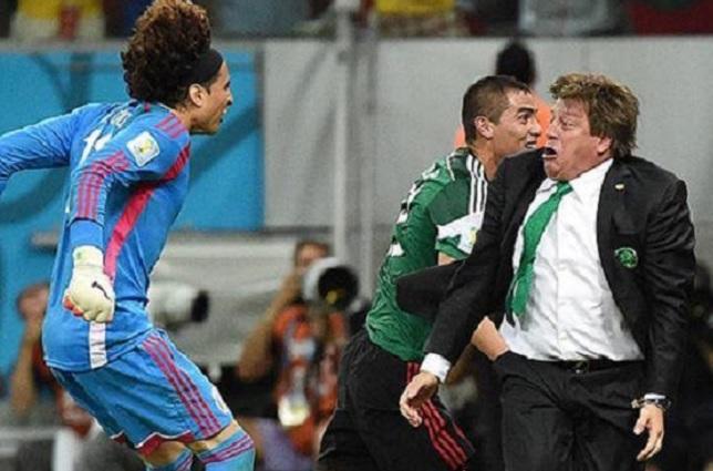 El Piojo quiere a Ochoa si Marchesín se va al Porto