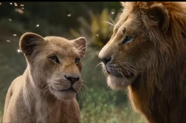Escucha el clip completo de You Feel The Love del Rey León