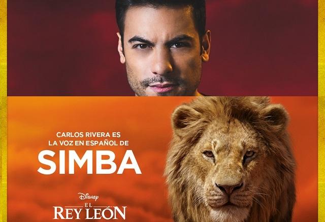 Revelan a los actores de doblaje del Rey León en español