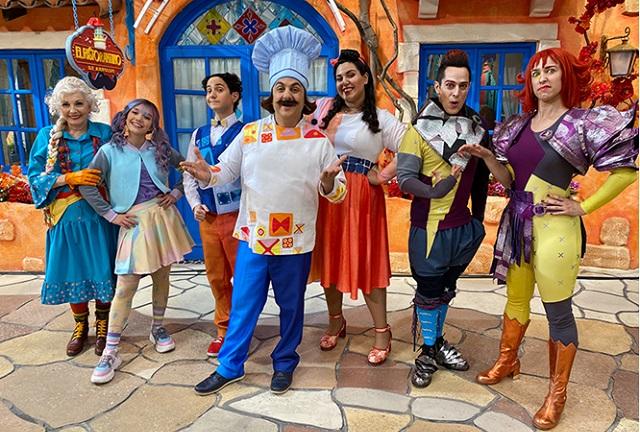Llega a Disney Junior El Ristorantino de Arnoldo con Diego Topa en 2020