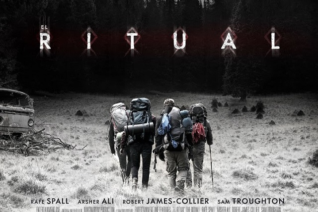 El ritual: Aventura de un grupo de amigos termina en una pesadilla
