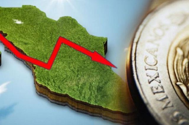 Inegi reporta que la economía creció 2.3% en 2017, la cifra más baja en 4 años
