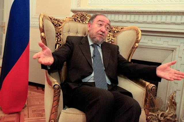 Embajador desmiente que AMLO sea el candidato de Rusia en México