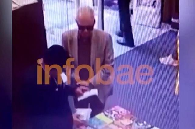 Ebrard ordena que embajador que robó libro vuelva a México