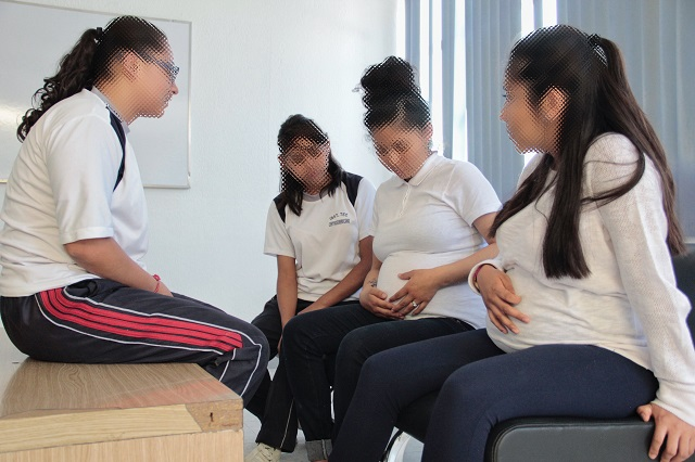 De madres adolescentes, 17% de los nacimientos en Puebla