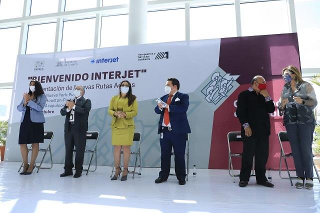Van por dueño de Interjet, aerolínea que quiso despegar desde Puebla