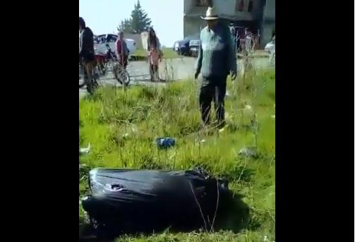 Brigadistas de Deloya hayan cuerpo descabezado en La Resurrección