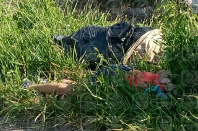 Encuentran otros dos cadáveres embolsados en la Mixteca