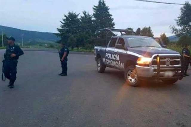 Emboscada a policías de Aquila deja un saldo de 4 oficiales lesionados