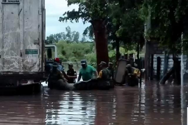 Por lluvias en Sinaloa, Segob declara emergencia en 11 municipios