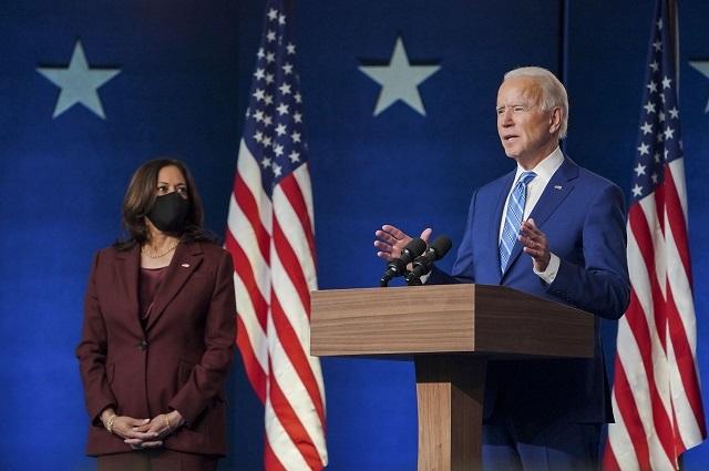Dan como ganador a Joe Biden en presidencia de Estados Unidos