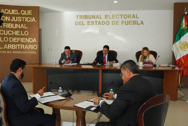 TEEP se deslinda y deja al IEE el futuro de partido de Antorcha