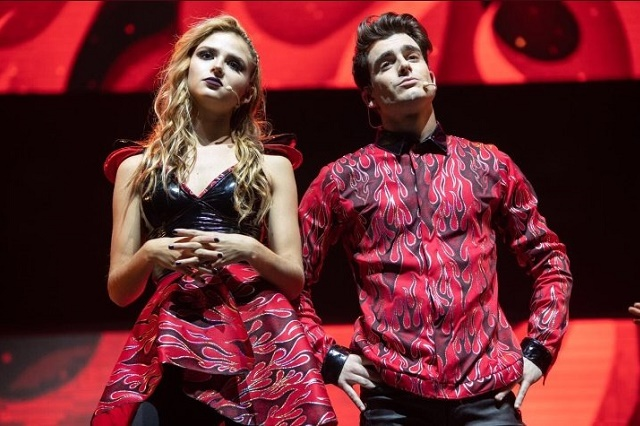 Video: Giovanna y Pasquale, actores en Soy Luna 3 ya se comprometieron