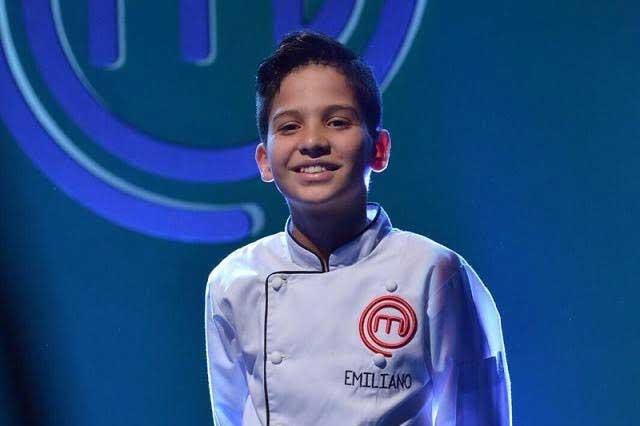 Emiliano perdió la final de MasterChef Junior y hubo lágrimas en redes