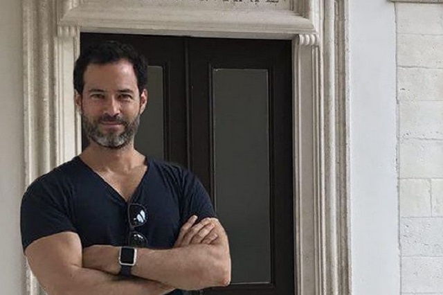 Revelan dónde está Emiliano Salinas tras escándalo sexual