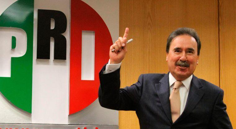 Emilio Gamboa adelanta 4 nombres de presidenciables del PRI