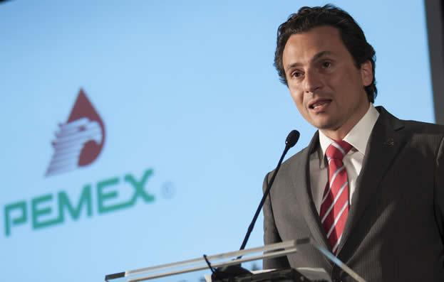 Pemex reserva agenda de Emilio Lozoya hasta 2023