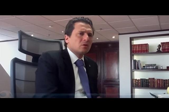 Alemania investiga a Lozoya y a su esposa por lavado de dinero