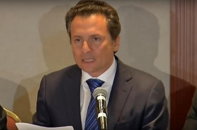 Lozoya difundirá video y dirá que EPN y Videgaray saquearon Pemex