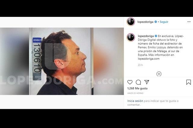 Foto / Instagram lopezdoriga