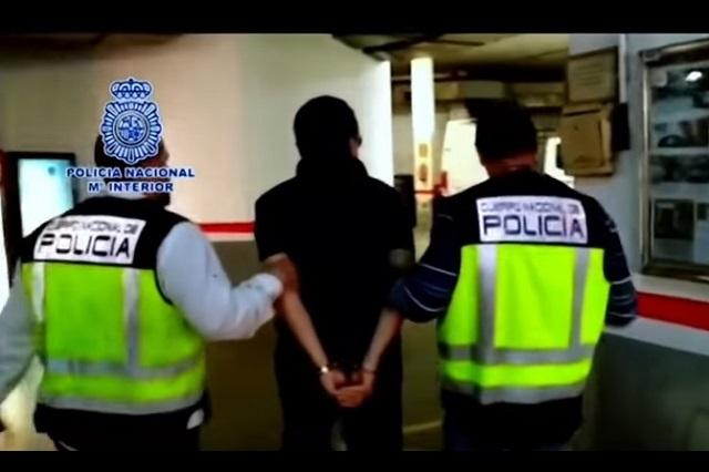 Encarcelan a Emilio Lozoya en penal de Madrid