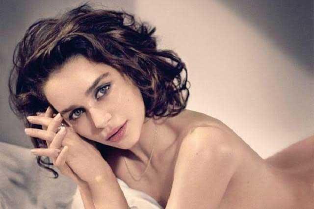 Eligen a Emilia Clarke como la mujer más sexy del mundo