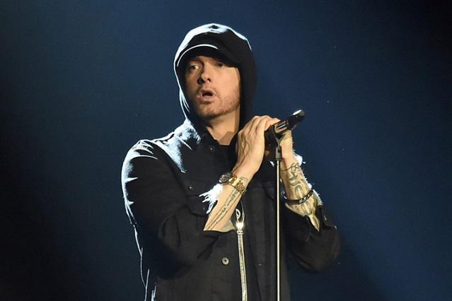 Así celebró Eminem 10 años en sobriedad