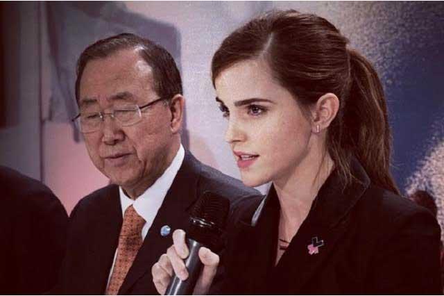 Compañeras de Emma Watson tenían prohibido acercarse a la actriz