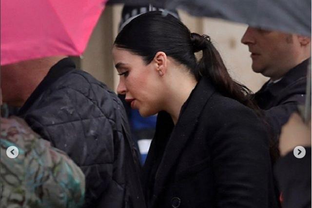 Emma Coronel desea abrazar al Chapo y lo amará toda la vida