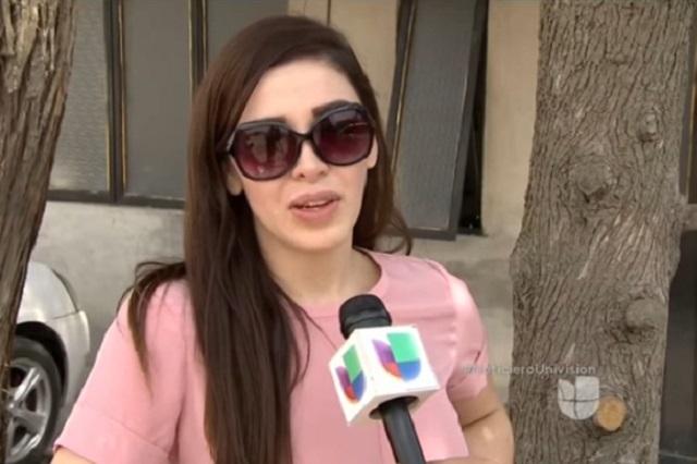 Emma Coronel, esposa del Chapo, podría ser parte de este reality show