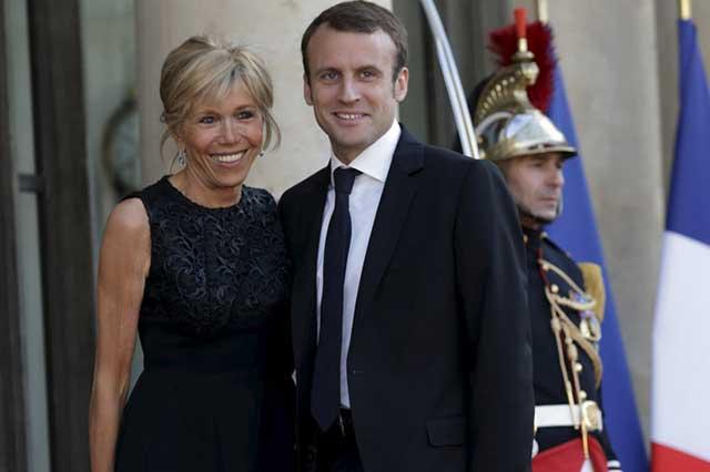 Macron demandará por acoso a un paparazzi que lo persiguió en Marsella