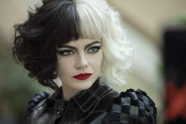Así se convierte Emma Stone en Cruella