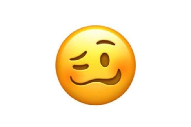 ¿Qué quiere decir este nuevo emoji y a quién se lo mandarías?