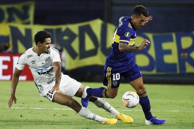 Boca y Santos sellan amargo empate en Semifinal de Copa Libertadores