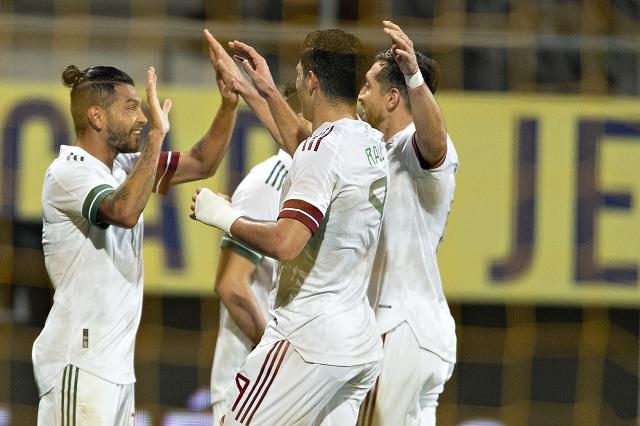 Selección Mexicana rescata un sufrido empate ante Argelia