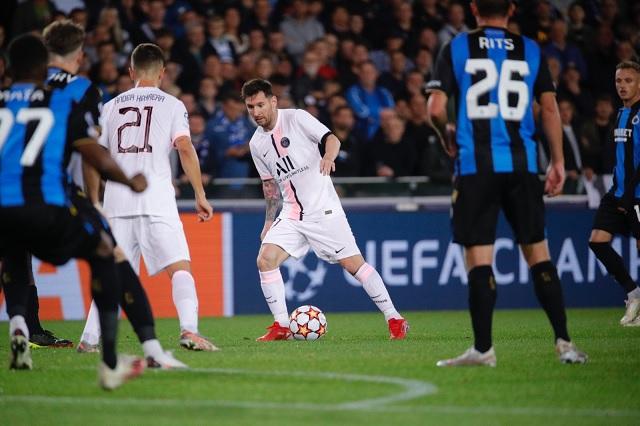Messi y el PSG tampoco pudieron en inicio de la Champions