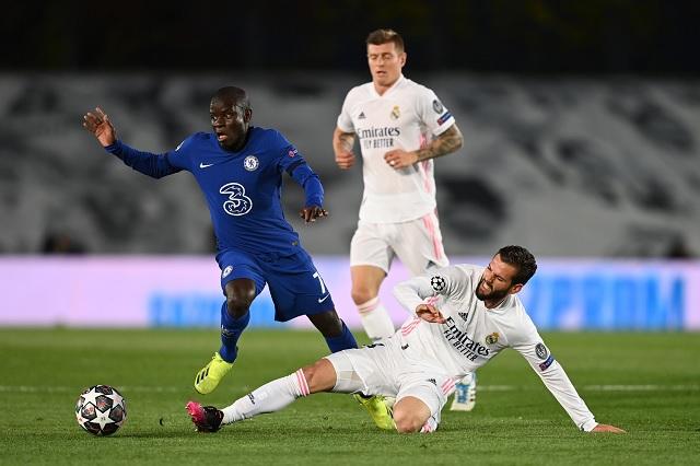 Real Madrid y Chelsea igualan a 1 en Semifinales de Champions