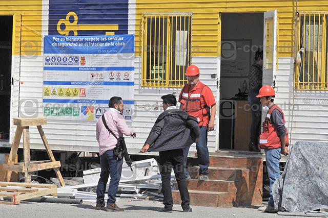 Empistolados atracan bodega de Coppel en Balcones del Sur
