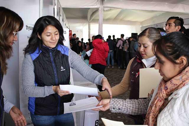 Ofrece 590 vacantes Feria del Empleo en Tehuacán: Secotrade